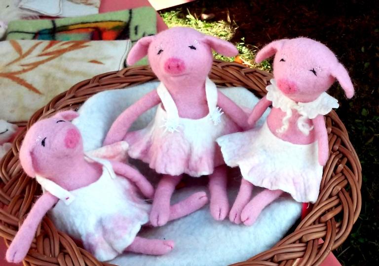 Drei-Schweinchen
