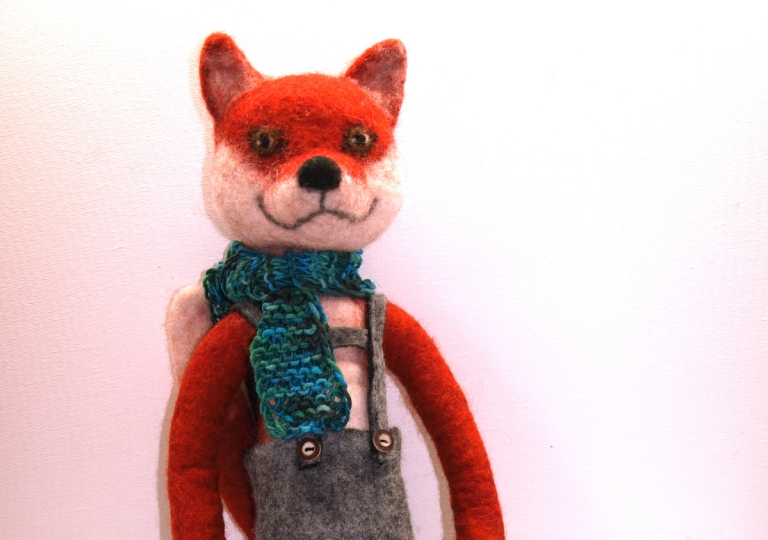 Fuchs-in-Lederhose
