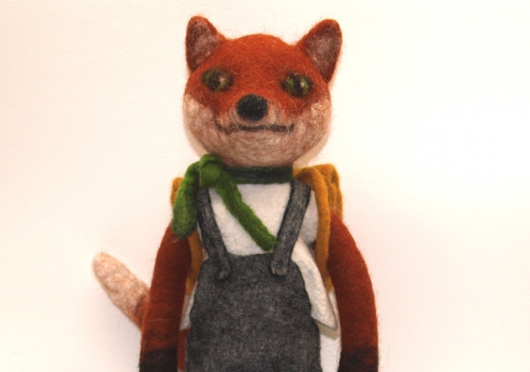 Fuchs-Schultasche